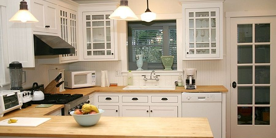 Kitchens With Butcher Block Counters Gofoodservice Blog