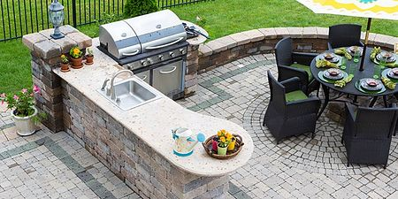 9 Beautiful Outdoor Kitchen Ideas
