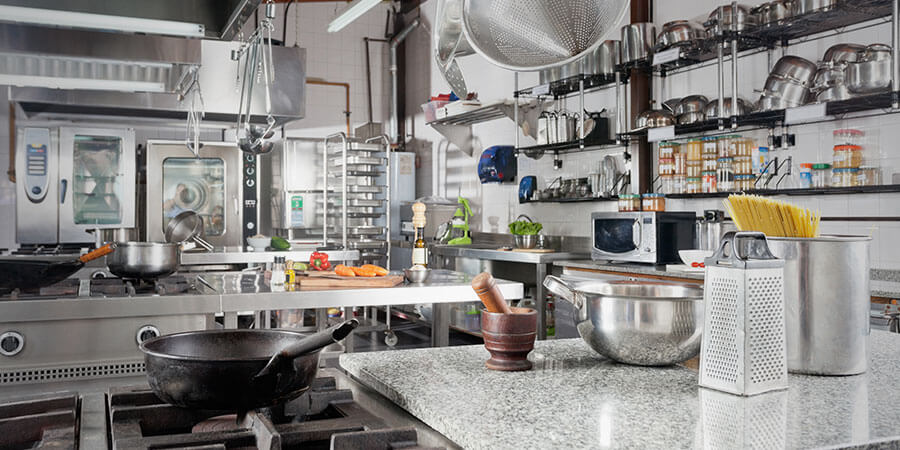 Guide To Setting Up A Small Commercial Kitchen