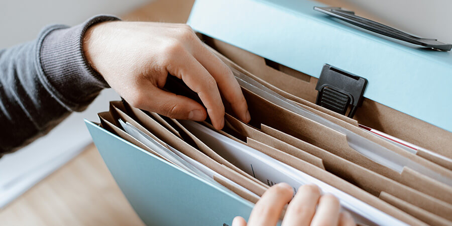 Filing Your Warranty Papers