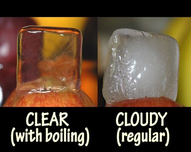 Hack #45: Fancy, Clear Ice Cubes