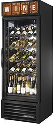 True GDM-23W-HC~TSL01 Wine Cooler