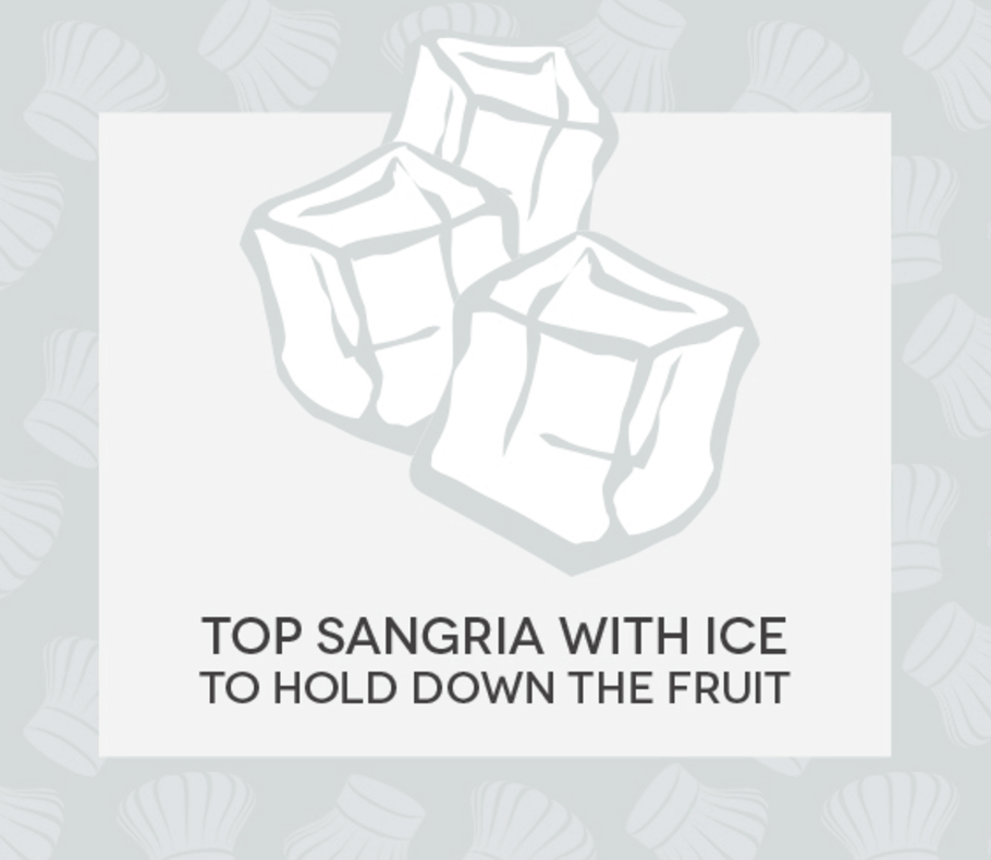 Hack #49: A properly functioning Sangria