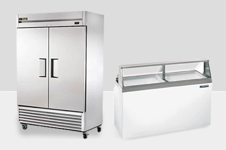 Shop Refrigeration Equipment