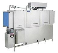 Jackson AJ-86CE 287 Racks per hour High Temperature Sanitizing Conveyor Dishwasher