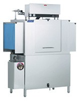 Jackson AJX-54CS 225 Racks per Hour High Temperature Sanitizing Conveyor Dishwasher