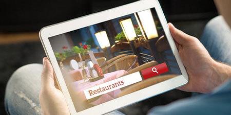 An Effective Website for Restaurants Guide
