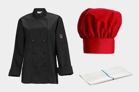 Shop Hotel / Restaurant Apparel & Linens