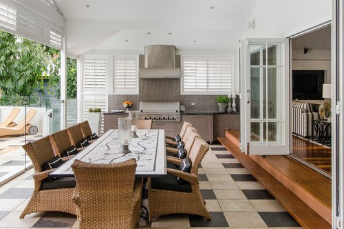 Beachy Kitchen in Brisbane