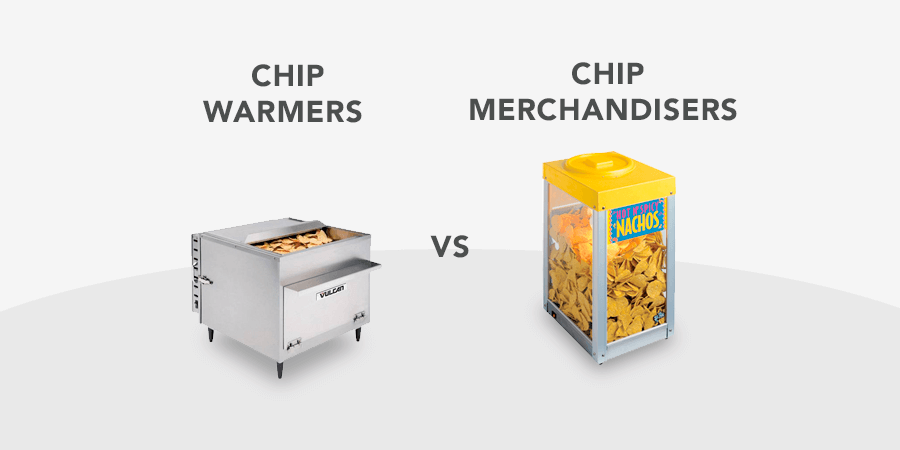 Chip Warmers vs Chip Merchandisers