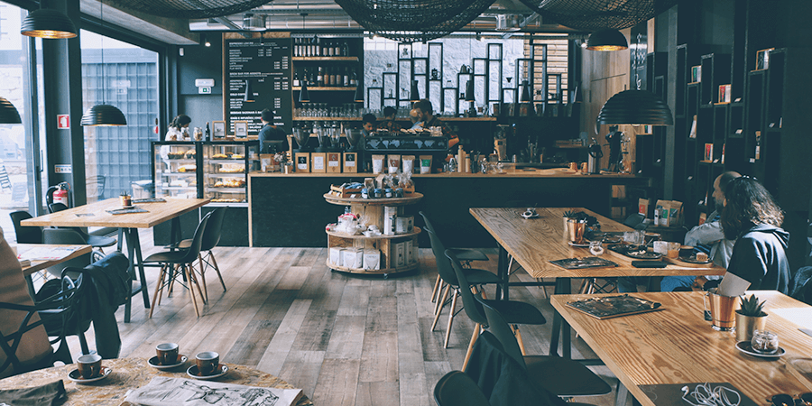 Choosing the right seating for your restaurant