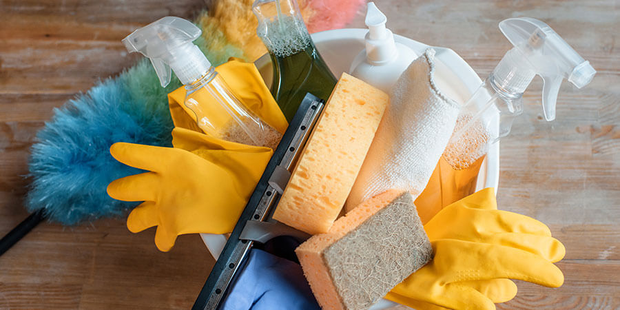 Cleaning, Sanitizing, & Disinfecting: What's the Difference?