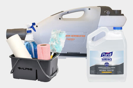 Cleaning Supplies & Tools