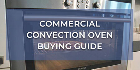 Convection Cooking for a Commercial Convection Oven