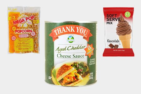 Shop Concession & Specialty Foods