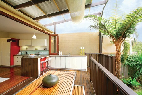 Contemporary Kitchen in Sydney