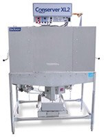 Jackson Conserver XL2C 74 Rack per hour Door Type Dishwasher Low Temperature Chemical sanitizing warewasher