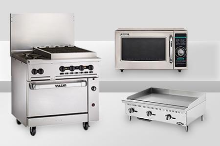 Shop Cooking Equipment