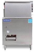 Jackson Delta 5-E 40 Racks per hour Underbar Glass Washer Low Temperature Chemical Sanatizing glass Warewasher