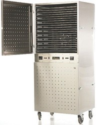 Excalibur COM2 12 Tray Commercial Food Dehydrator with Digital Control, Stainless Steel