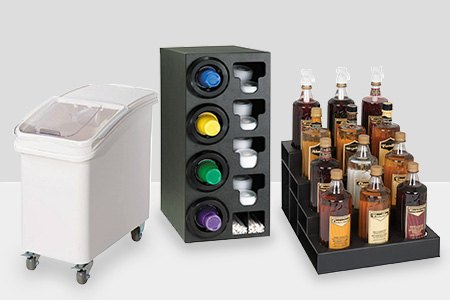 Shop Food & Beverage Storage / Organizers