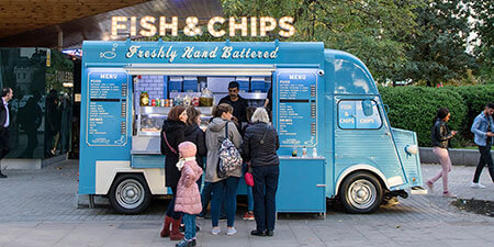 Food Trucks Are Not a Fad (Infographic)