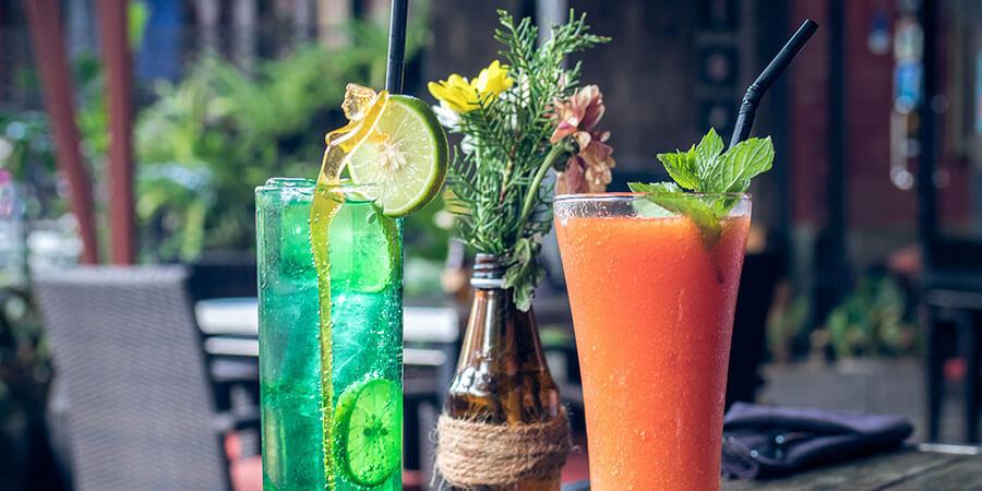 Top 15 Frozen Drinks
