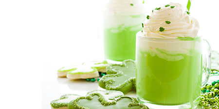 10 St. Patrick's Day Drinks for Adults & Kids