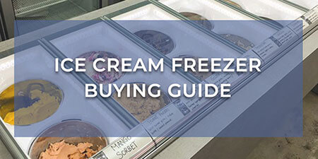 Choosing Your Ice Cream Freezer