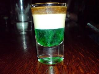 Irish Flag Shots