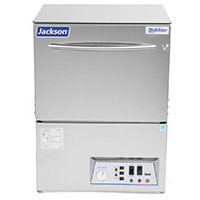 Jackson Dishstar LT 24 Rack per Hour Undercounter Dishwasher Low Temperature Chemical sanitizer
