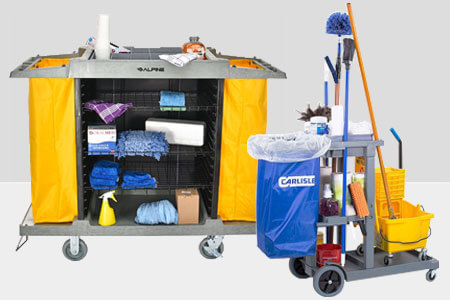 Janitorial & Maintenance Carts