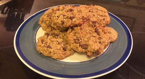 Laura Bush's Cowboy Cookies