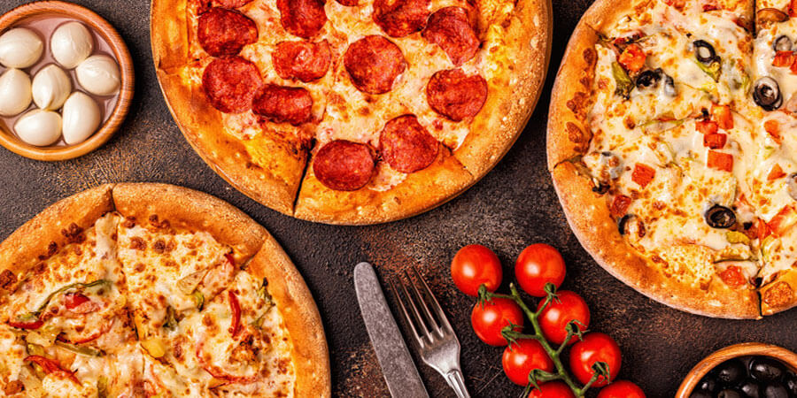 Types of Pizza - What's Your Favorite?