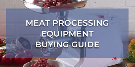 Meat Processing Equipment Buying Guide