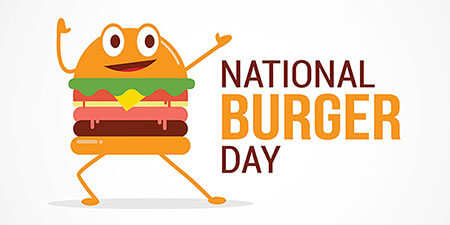 Fancy Burgers to Celebrate National Burger Day