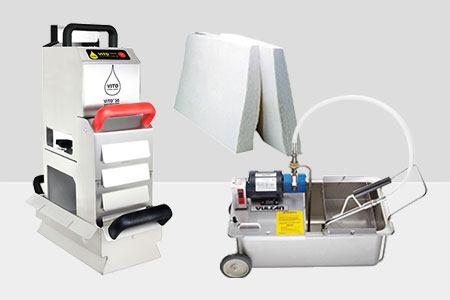 Shop Fryer Oil Filtration Equipment and Supplies