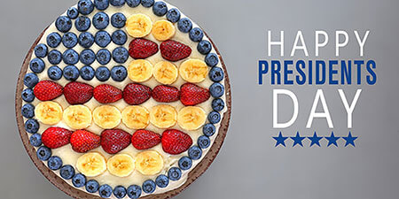 Patriotic Dishes for President's Day