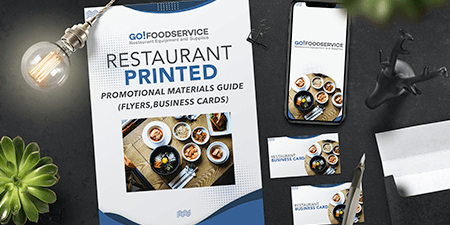 Restaurant Printed Promotional Materials Guide (Flyers, Business Cards)
