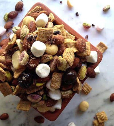 Smoky S'mores Trail Mix