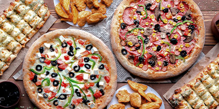 Test Your Pizza and Menu