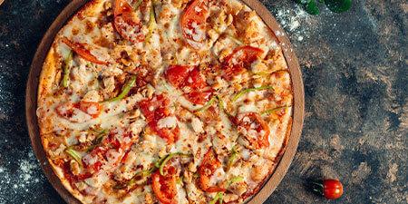The Neapolitan Pizza