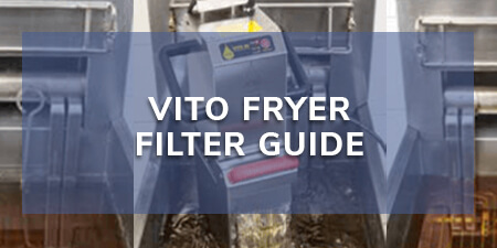 Vito Frying Oil Filter & Test Guide