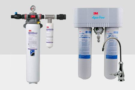 Shop Water Filtration Systems & Cartridges