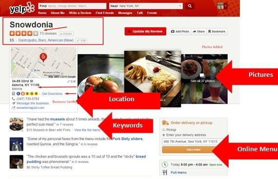 Yelp Example Image