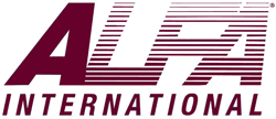 Brand Alfa International logo