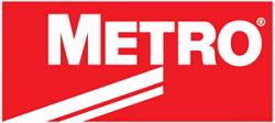 Brand Metro logo