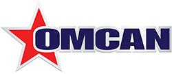 Brand Omcan USA logo