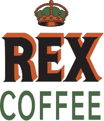 Brand Rex Coffee logo