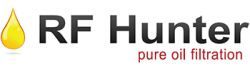 Brand RF Hunter logo
